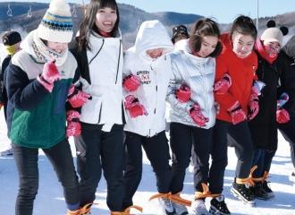 【滑雪温泉】2日趣味滑雪团建