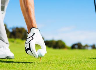 「激情与荣耀」挥杆乐趣无穷—高尔夫半日团建